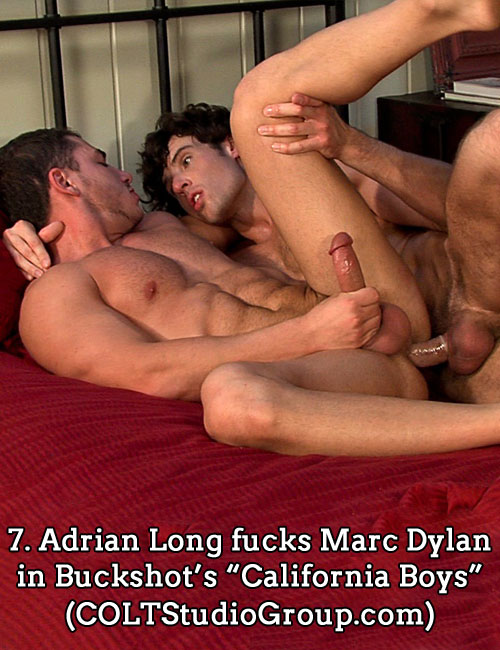 7. Adrian Long fucks Marc Dylan