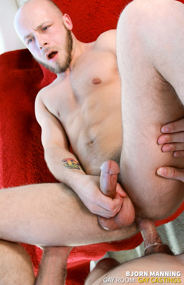 GayRoom: Bjorn Manning's audition