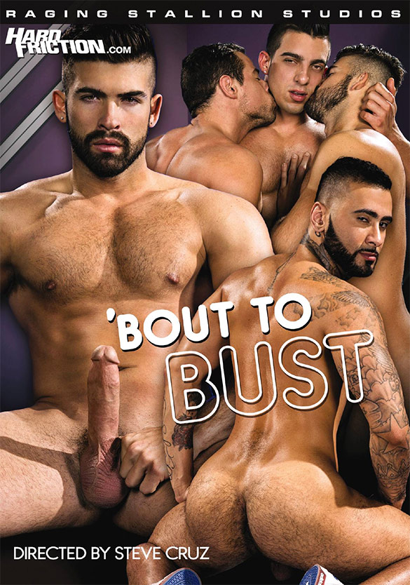 """NakedSword: Raging Stallion's """"Bout to Bust"""""""