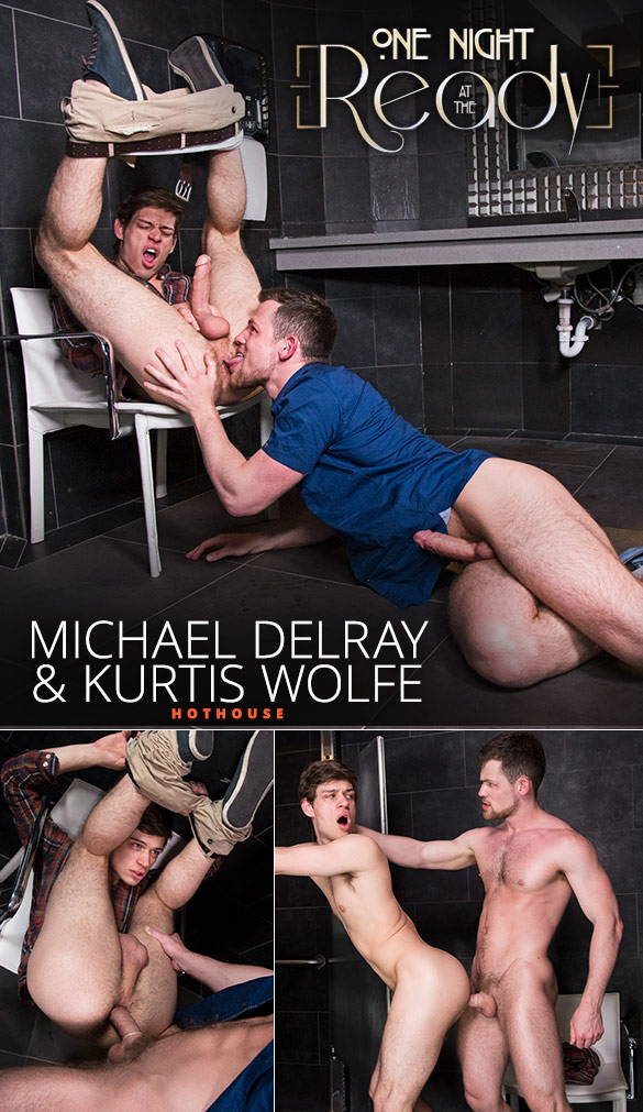 """HotHouse: Kurtis Wolfe drills Michael DelRay in """"One Night at the Ready"""""""