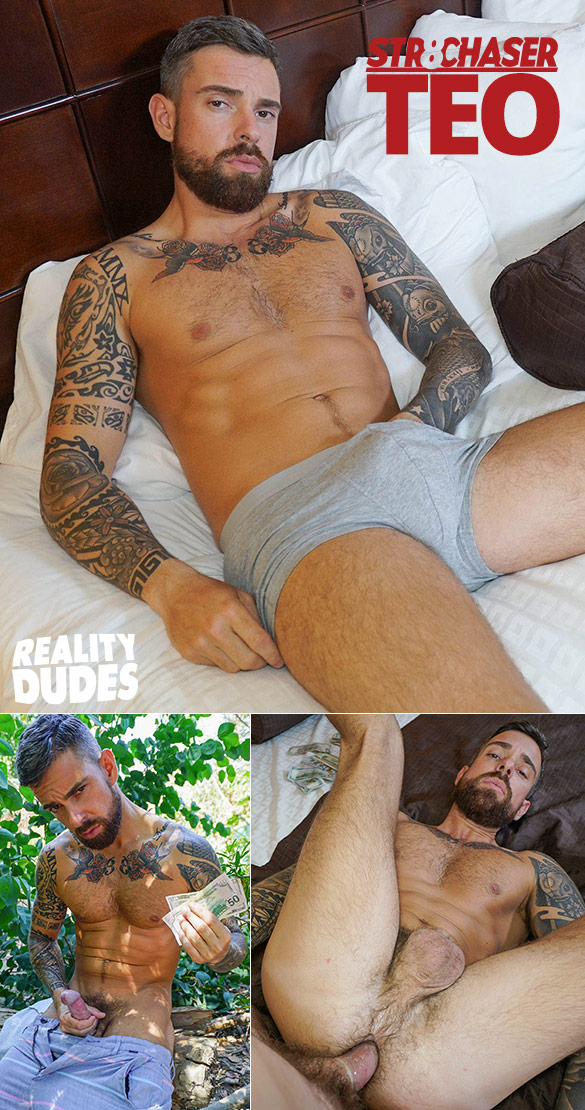 Reality Dudes: Teo gets fucked