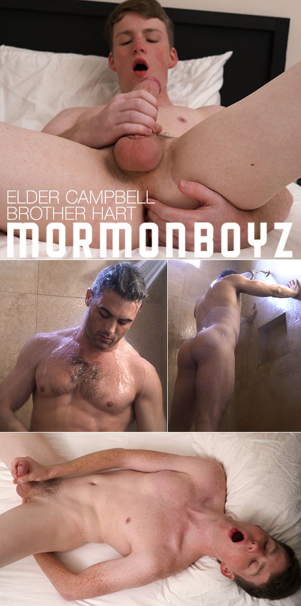"MormonBoyz: Elder Campbell rubs one out fantasizing about Brother Hart in ""Same-Sex Attraction"""