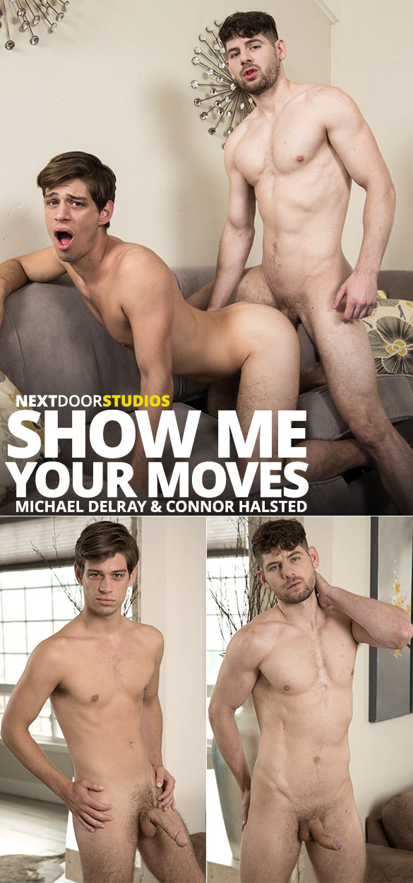 "Next Door Studios: Connor Halsted tops Michael DelRay in ""Show Me Your Moves"""