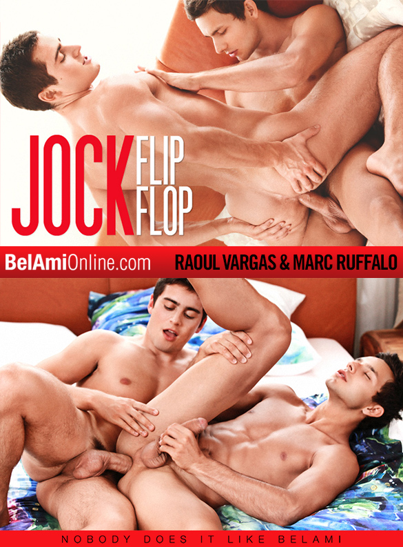 BelAmi: Marc Ruffalo and Raoul Vargas flip fuck raw