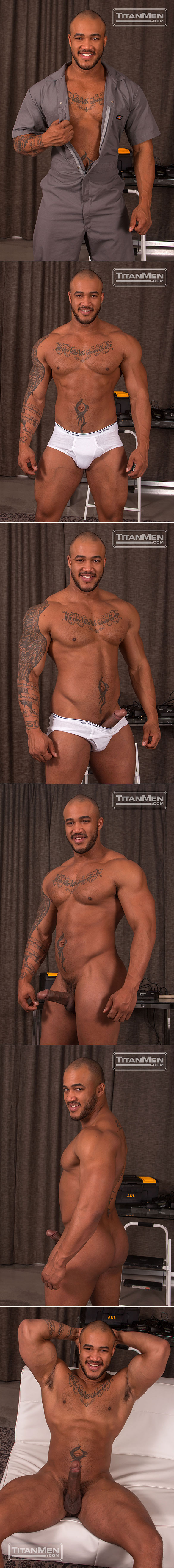 "TitanMen: Jason Vario and Matthew Bosch spit roast Luke Adams in ""West Texas Park & Ride"""