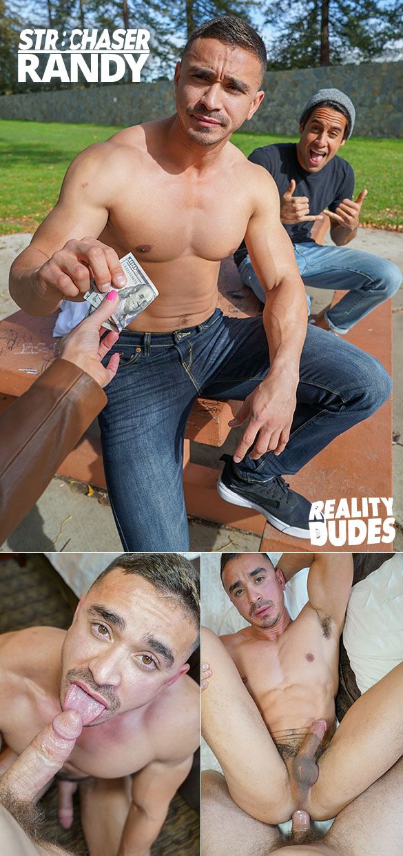 Reality Dudes: Randy gets tricked and fucked