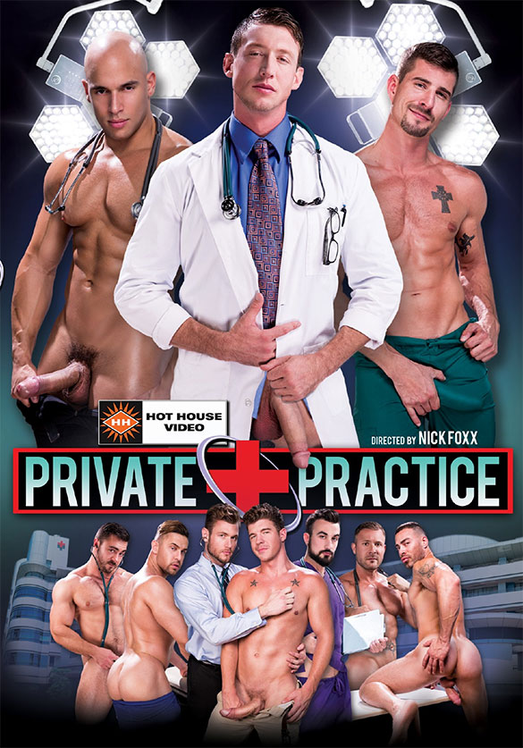 "NakedSword: Hot House Video ""Private Practice"""