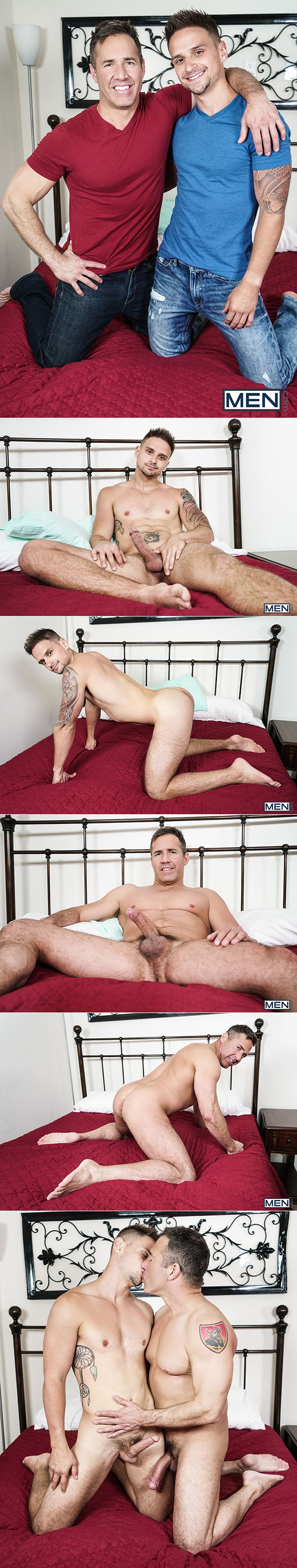 "Men.com: Dean Phoenix fucks Jackson Reed in ""Pimp My Daddy, Part 3"""