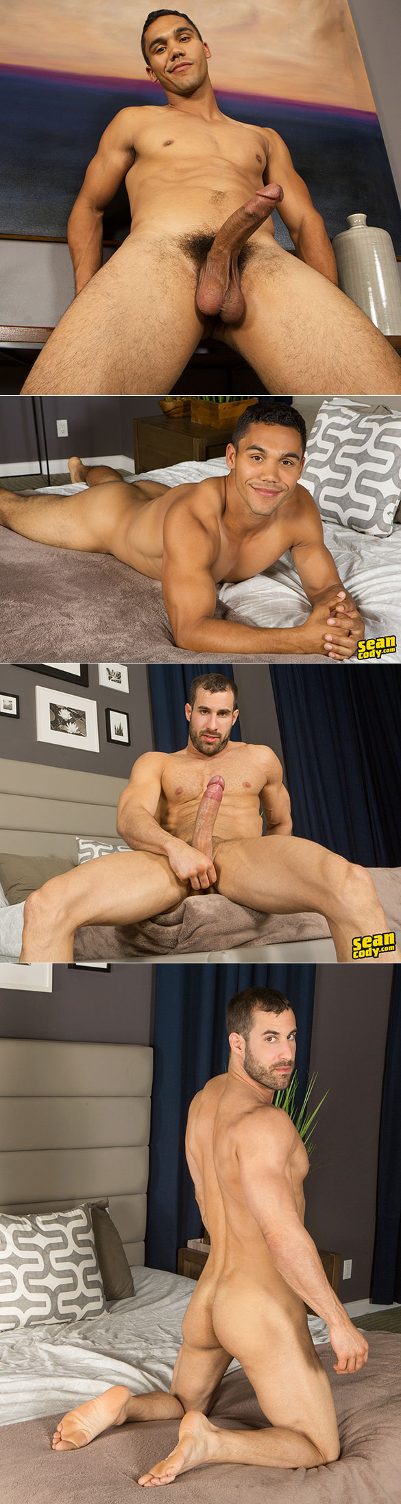 Sean Cody: Murray fucks Randy bareback