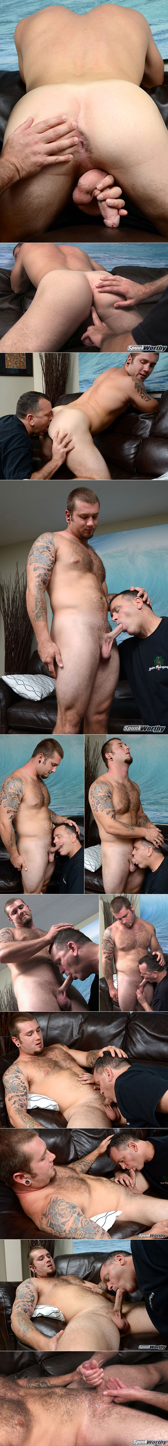 SpunkWorthy: Preston gets serviced