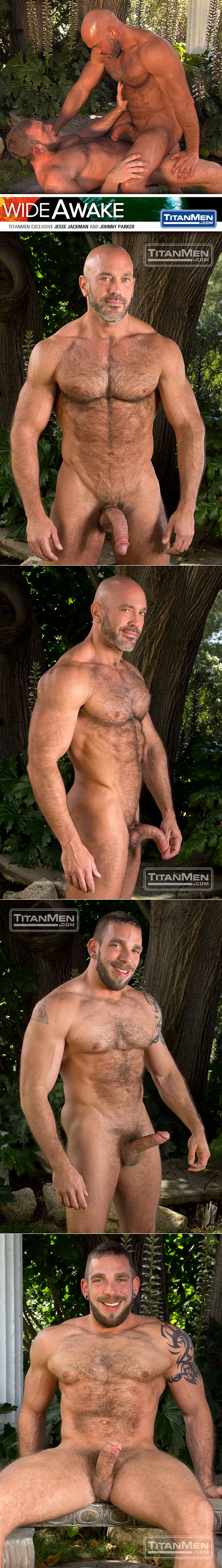 "Titan Men: Johnny Parker fucks Jesse Jackman in ""Wide Awake"""