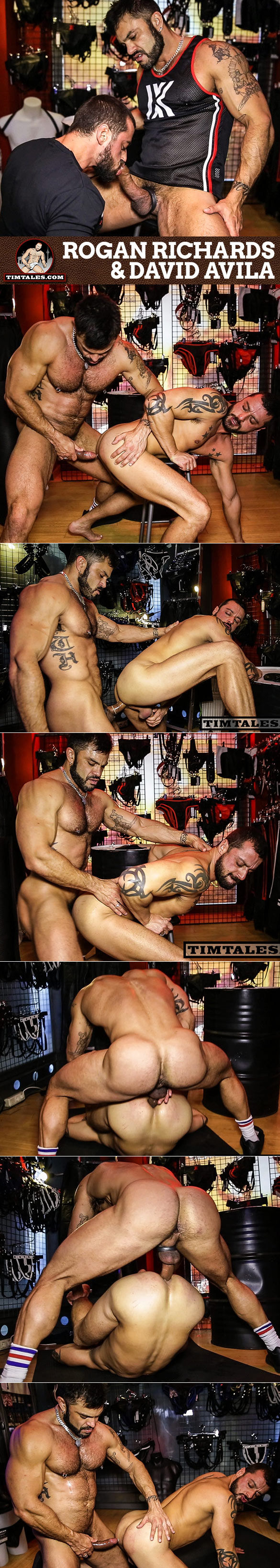 TimTales: Rogan Richards slams David Avila