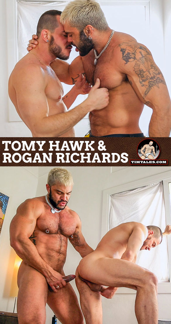 TimTales: Rogan Richards slams Tomy Hawk