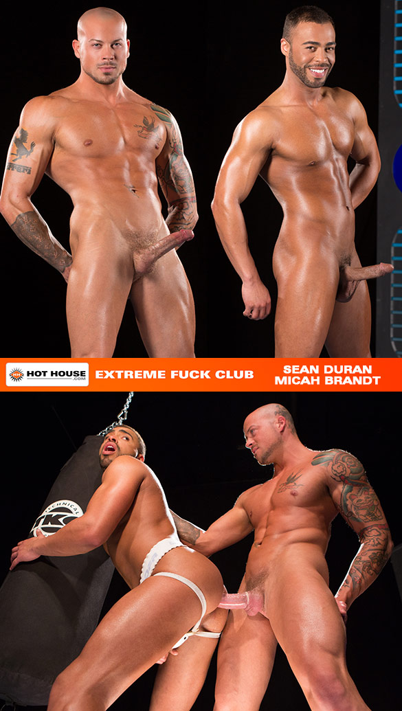 "Hot House: Sean Duran slams Micah Brandt in ""Extreme Fuck Club"""