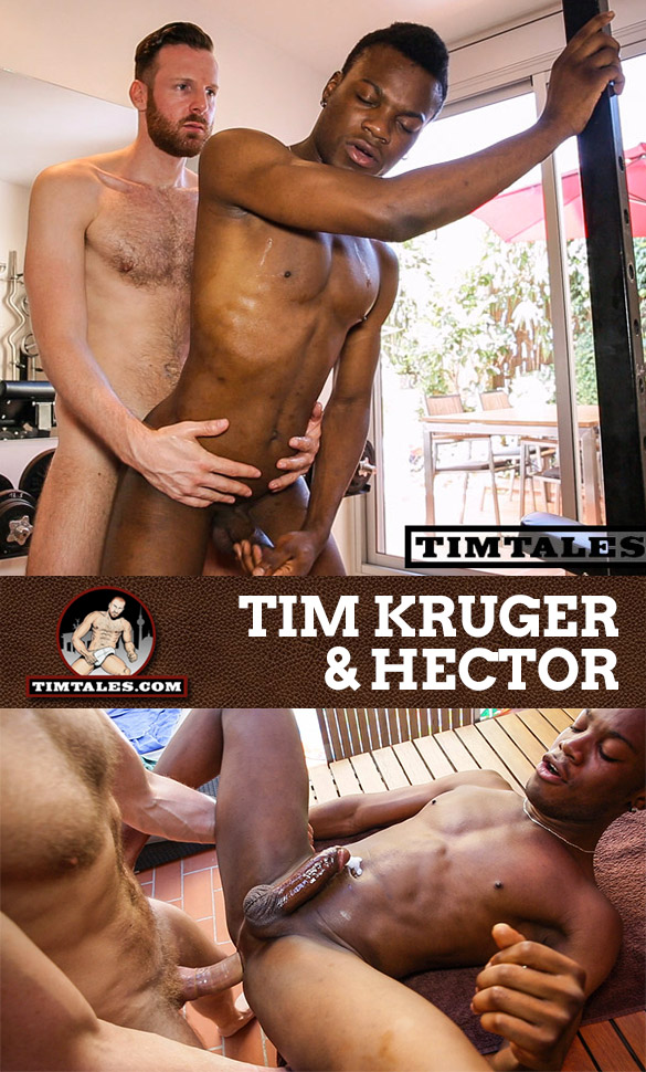 TimTales: Tim Kruger fucks the cum out of Hector