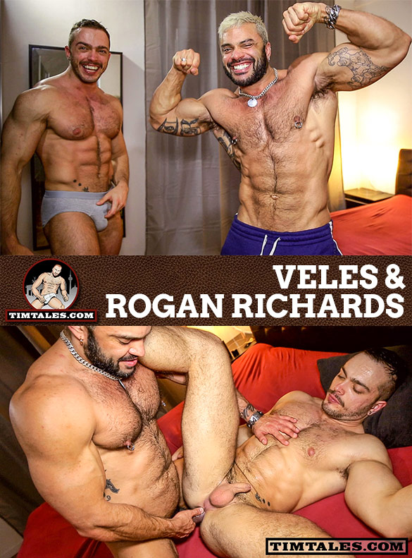 TimTales: Rogan Richards slams Veles