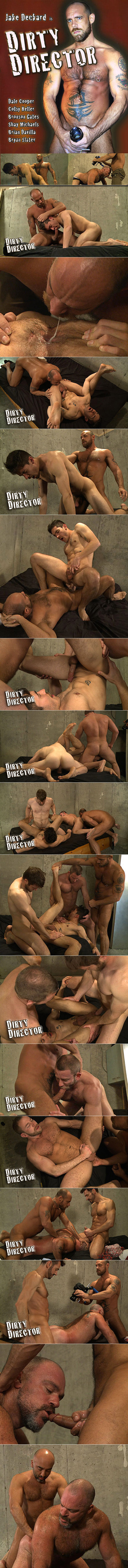 "NakedSword: Ray Dragon's ""Dirty Director"""