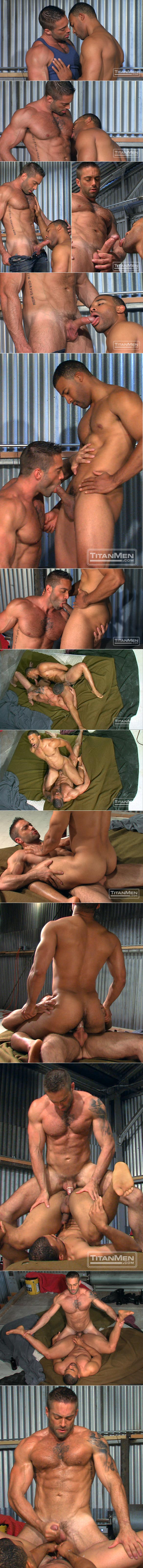 "TitanMen: Jake Genesis fucks Jay Bentley in ""Momentum"""