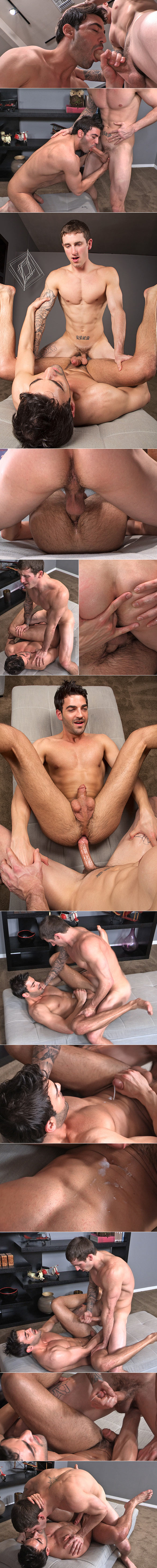 SeanCody: Peter barebacks Troy